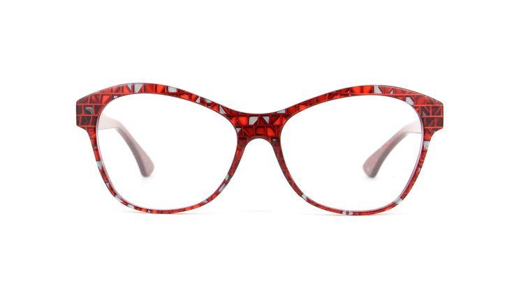 VANNI Tangram mod V1267: http://vanniocchiali.com/vista/tangram-173/ #VANNIeyewear #madeinitaly #madeiniitalyforsure