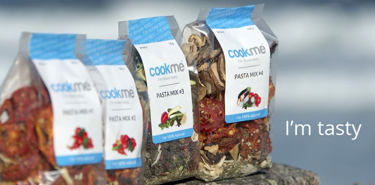 cookme Pasta: I absolutely adore this brand! The pasta packets are very easy to carry in your back pack as they are light. No more over packing ingredients for a decent pasta. I highly recommend adding a tin of tuna to the pasta dishes for added protein. The quinoa mixes are really yummy and remember that quinoa is considered a COMPLETE PROTEIN! BONUS!