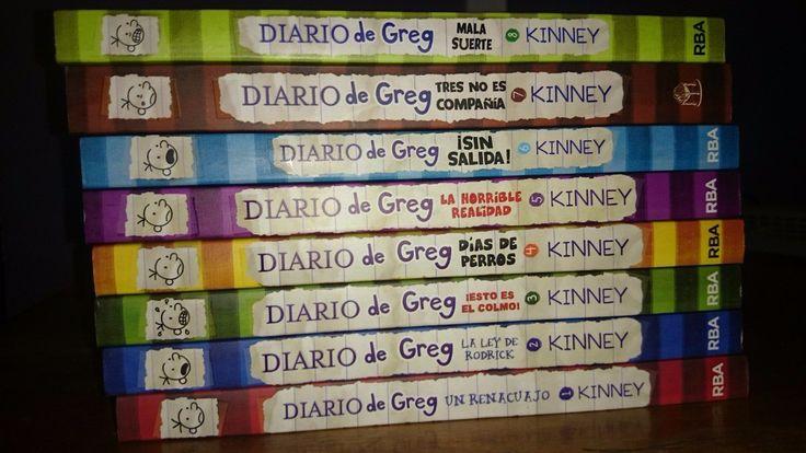 DESCARGAR LIBRO DIARIO DE GREG PDF GRATIS