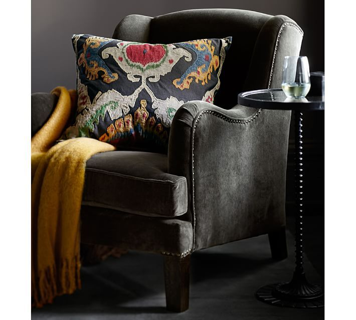 Create Your Own Cozy Corner With A Classic Upholstered Armchair. Toss In A  Soft Throw