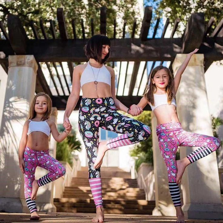 Donuts & Rainbows Leggings for Women and Girls