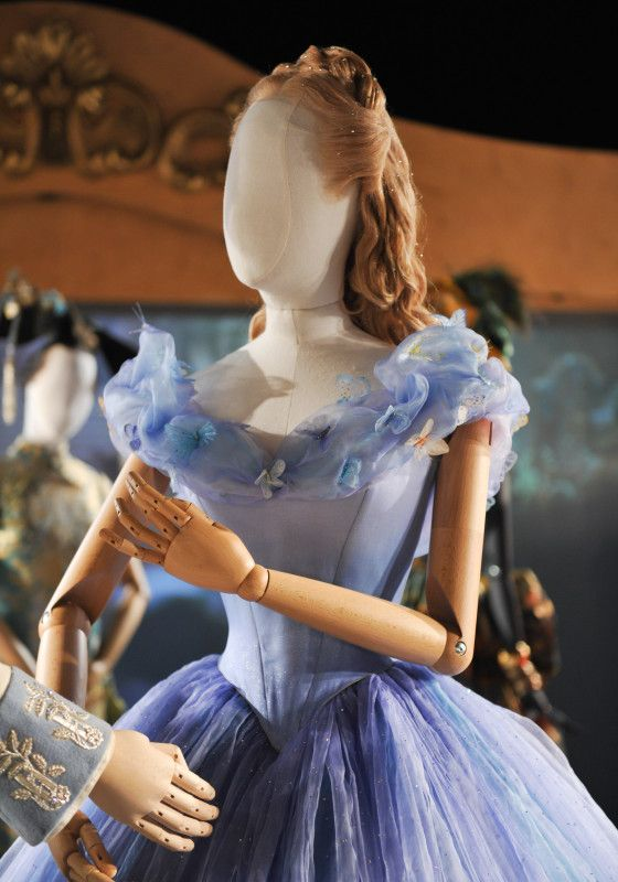 Cinderella (2015) Costumes Designed By Sandy Powell