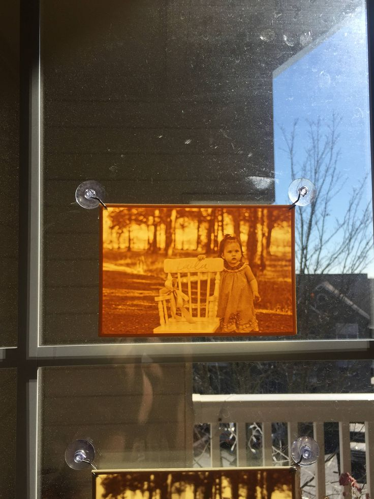 Custom Lithophane Photograph- Detailed, High Resolution Picture
