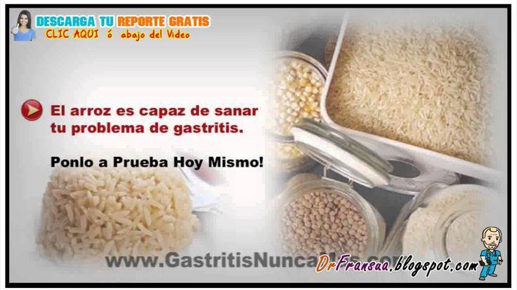 Que Puedo Comer Si Tengo Gastritis   Que Comer Cuando Tienes Gastritis ift.tt/1N5eTMN Que Puedo Comer Si Tengo Gastritis   Que Comer Cuando Tienes Gastritis Yo soy LaLy VasCar y el día de hoy vamos a hablar sobre Algunos de los mejores alimentos que podemos comer cuando tenemos gastritis son los cereales integrales como el arroz integral. Como alimento el arroz es nutritivo y de fácil digestión y además no engorda: 50 gr. de arroz cocido contienen solamente 62 calorías frente a las 140...