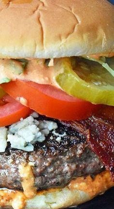 Dragonslayer Burger