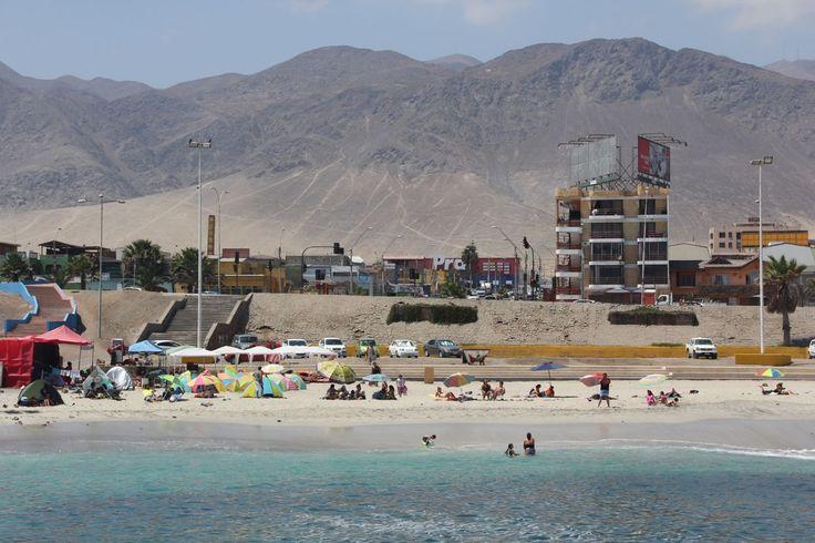 Balneario Trocadero, Antofagasta Chile