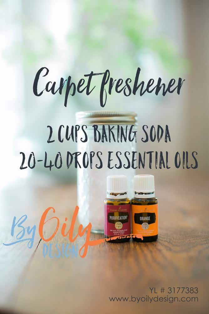 Make Your House Smell Amazing With This Diy Carpet Freshener Using Essential Oils Carpet Freshener Baking Soda On Carpet Diy Cleaning Products