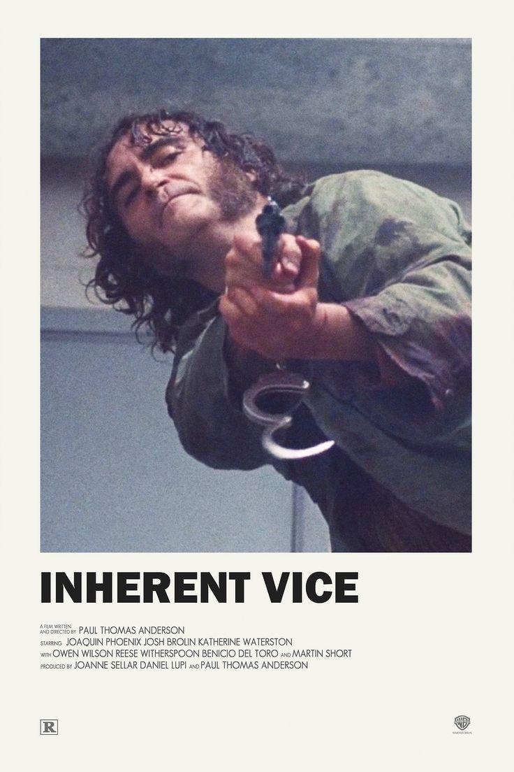 Inherent Vice Alternative movie poster