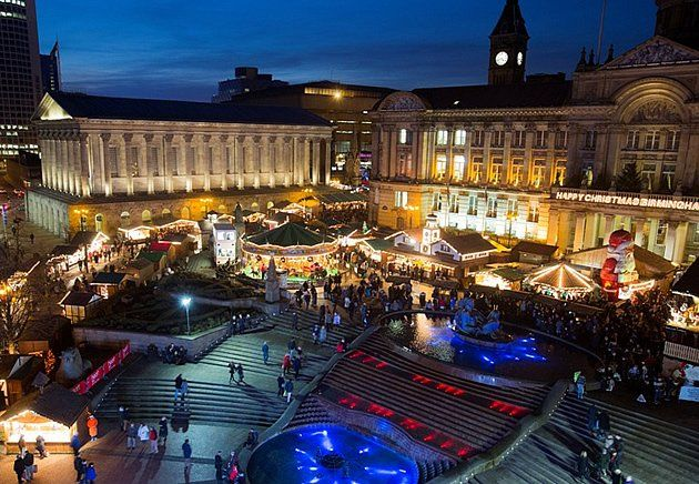 Birmingham – the fastest growing Christmas destination - Press releases - Media Centre - Visit Birmingham