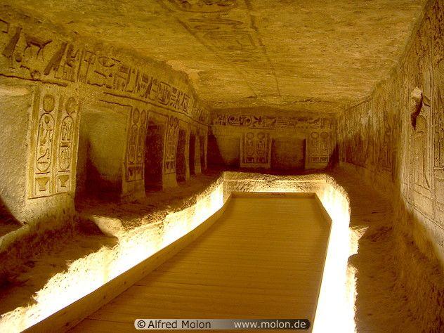 15 Storeroom In The Ramses Ii Temple Abu Simble Southern