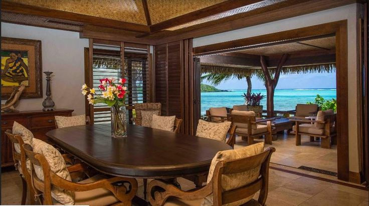 The Top 10 Luxury Hotels — South Pacific, #10 - Te Manava Luxury Villas & Spa, Muri, Cook Islands
