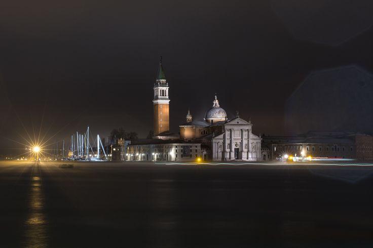 San Giorgio Maggiore - Magic Venice by Andrea Bortolomei on 500px