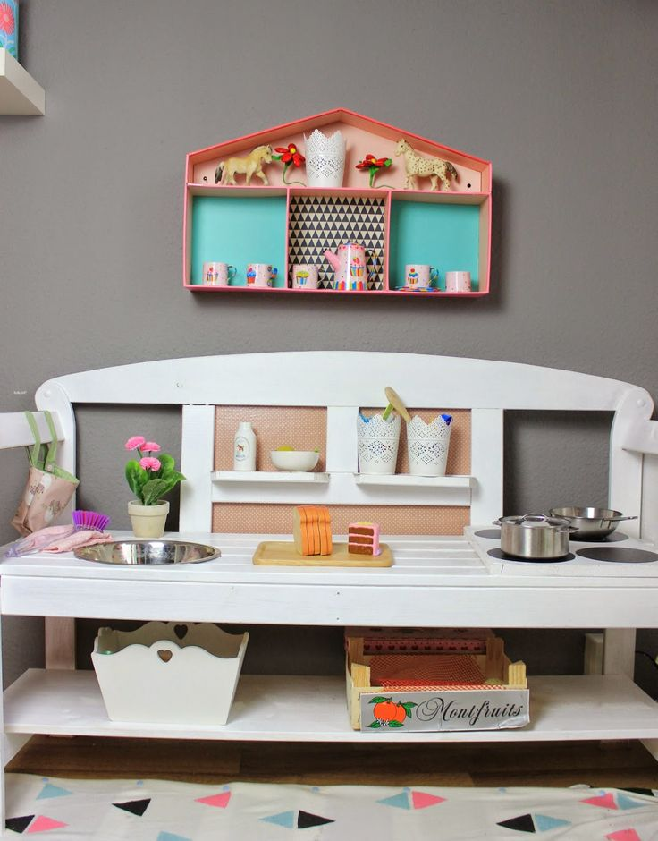 Diy Upcycling Playkitchen Kidsdesign Interior - Küche Upcycling