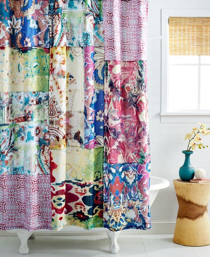 Tracy Porter Leandre Shower Curtain