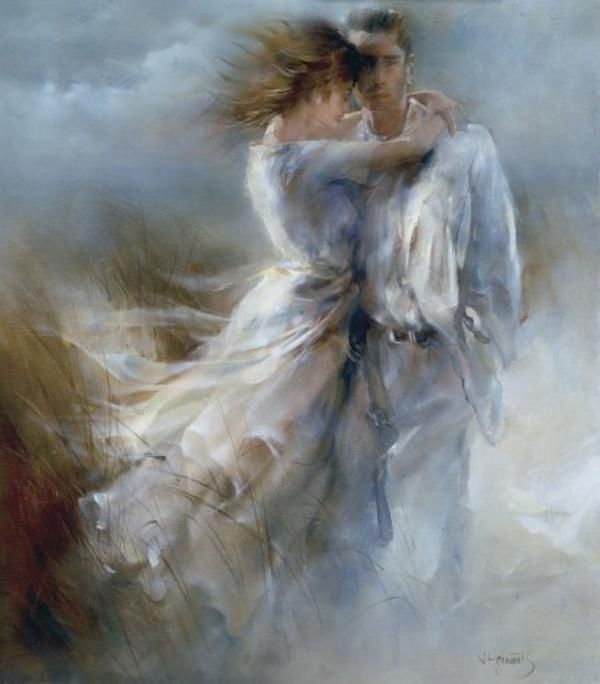 Watercolor by Willem Haenraets.