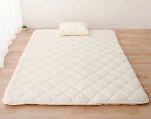 """EMOOR Japanese Traditional Futon Mattress """"Classe"""", Queen Size. Made in Japan"""