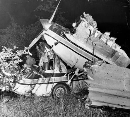 john kennedy jr plane crash bodies