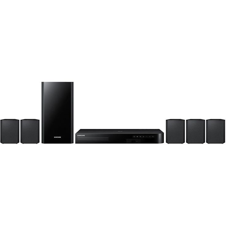 Samsung HT-J4500  5.1ch 500 Watt Smart 3D Blu-Ray Home Theater System w/ Blueto