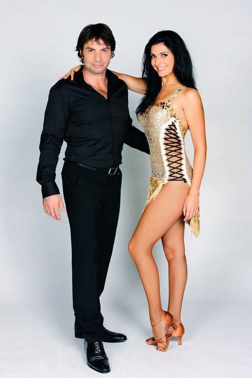 Christophe Dominici et Candice Pascal - Saison 3