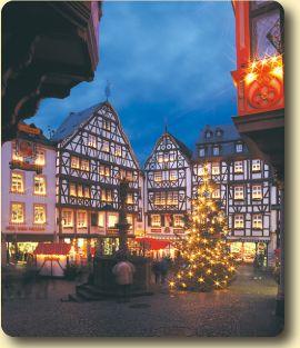Bernkastel-Kues Christmas Market