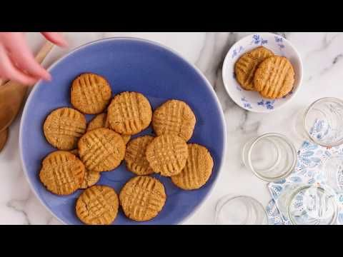 How To Make Low Carb Almond Cinnamon Butter Cookies Low Carb