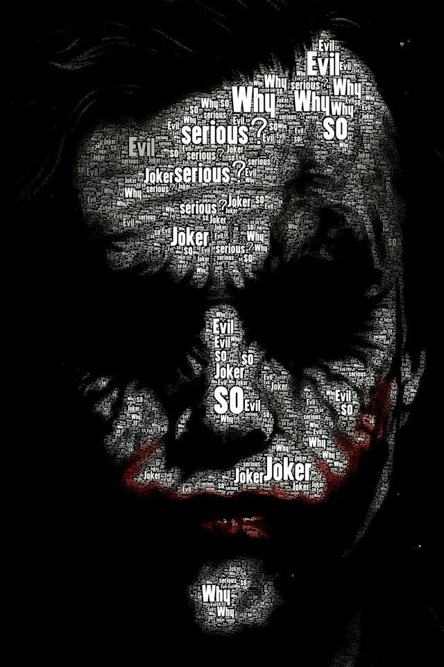 View Best The Joker Iphone Wallpaper