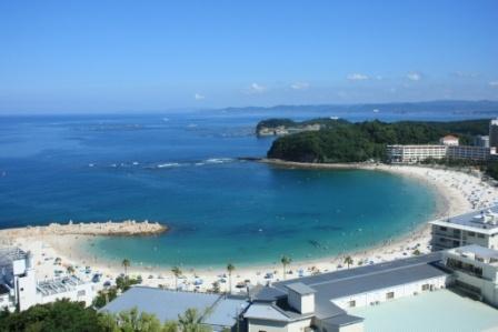 2011/07/16 白良浜, 南紀白浜, 和歌山県 / Shirarahama Beach, Nanki Shirahama, Wakayama