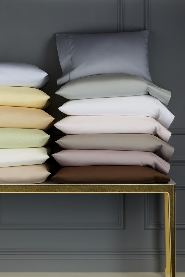 Our Celeste bedding gets softer with each and every wash. A best-selling favorite among percale lovers everywhere.