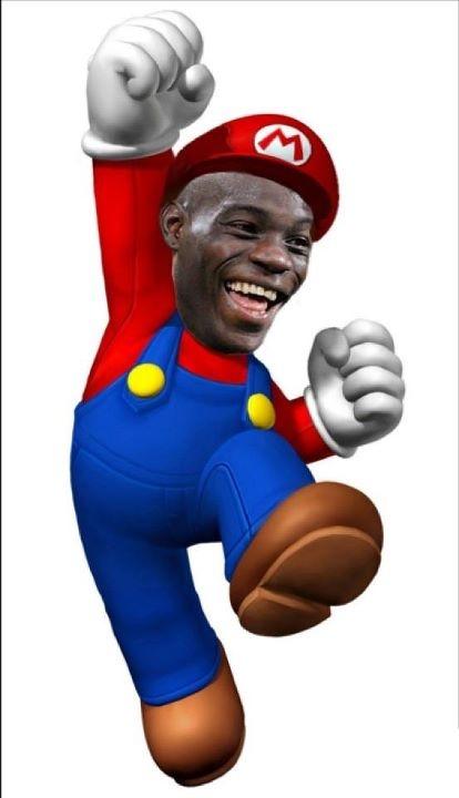 """Super Mario"" Balotelli"