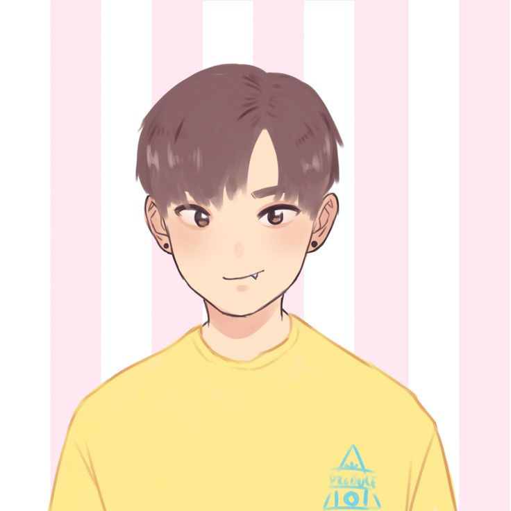 park woojin / wanna one