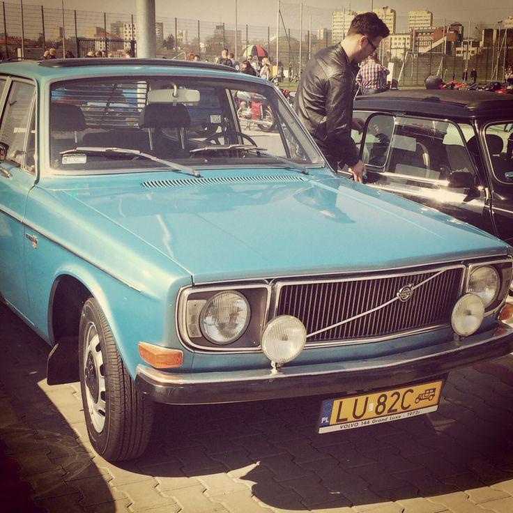 Volvo 144, 1972 r., Lublin