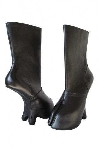 Cow Shoes from Kokon Tozan (KTZ)