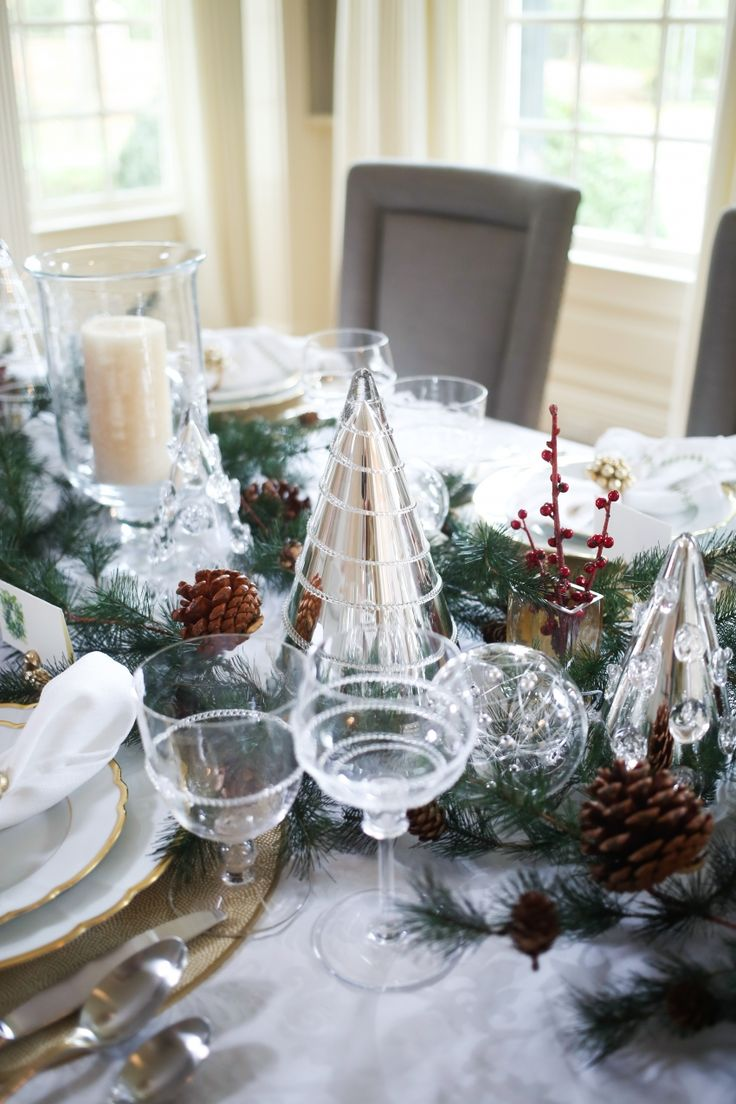 Transitional Tabletop: Thanksgiving to Christmas - Fashionable Hostess | Fashionable Hostess