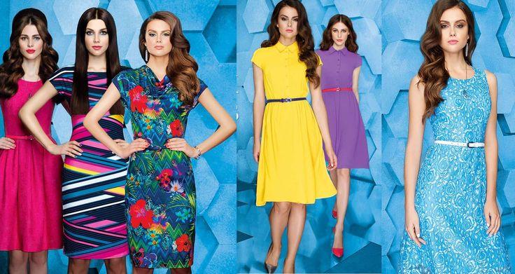 Фаберлик платья весенняя коллекция
