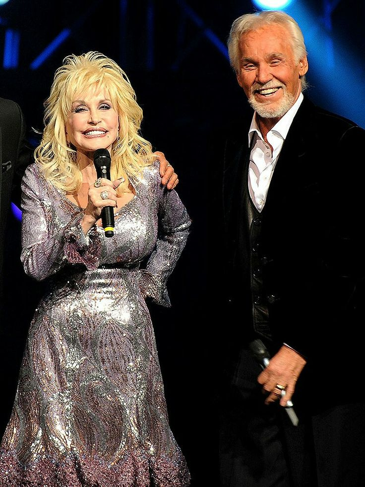 Dolly Parton and Kenny Rogers | Dolly parton kenny rogers ...