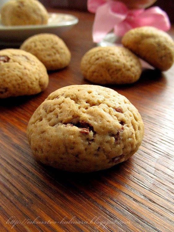 """Постигая искусство кулинарии... : Печенье """"Капучино"""""""