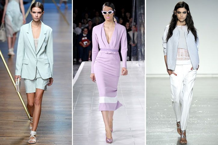 Spring 2014 Fashion Trends | Most Wearable Spring 2014 Fashion Trends: Fashion: glamour.com
