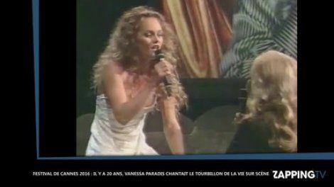 Festival Cannes 2016 : Le splendide hommage de Vanessa Paradis à Jeanne Moreau en 1995 (vidéo) - Festival de Cannes 2016 - Orange Cinéday