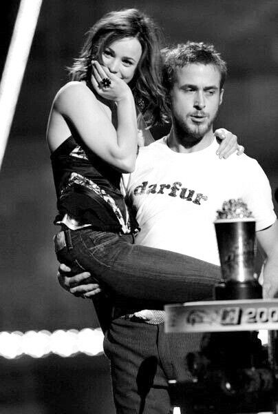 Rachel McAdams & Ryan Gosling