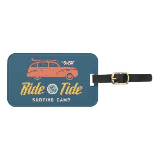 Socal Ride For The Tide. Regalos, Gifts. #Bag #Tags
