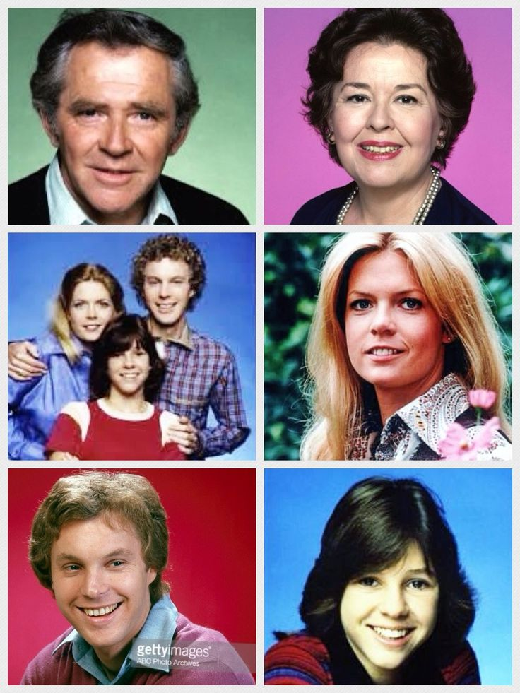 """""""Family"""" TV show (1976-1980) - Starring: Sada Thompson, James Broderick, Gary Frank, Kristy McNichol and Meredith Baxter."""