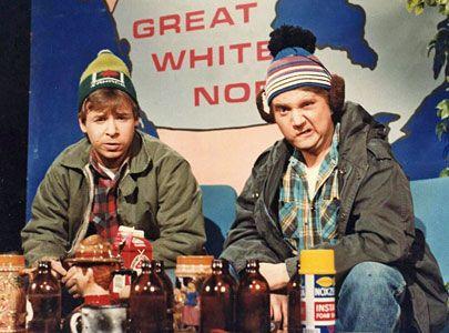 Bob and Dough McKenzie