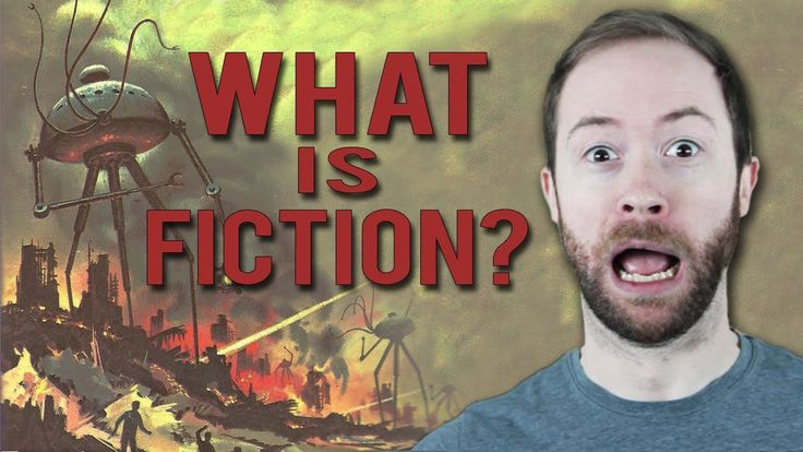 What is Fiction? by PBS Idea Channel