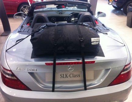 Mercedes SLK Boot Luggage Rack Alternative Mercedes SLK