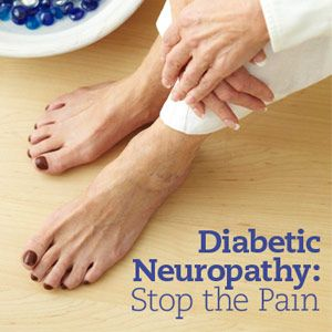 Pain from Diabetic Peripheral Neuropathy