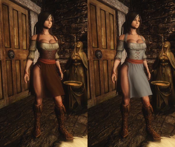 Morrowind Sexy Clothes 27