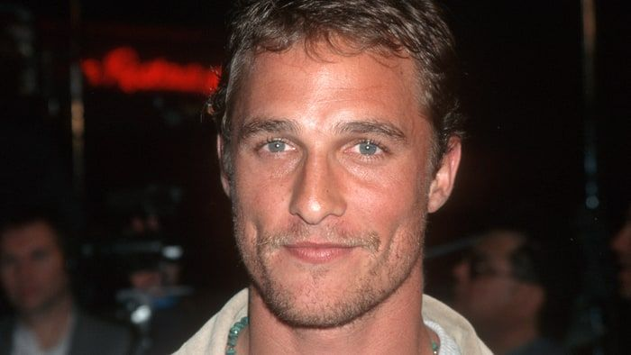 Image result for Matthew Mcconaughey young
