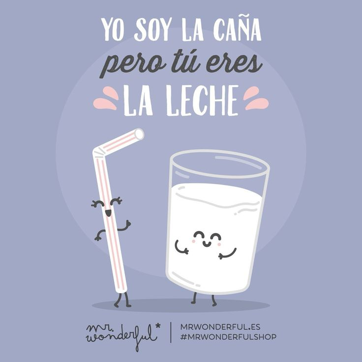 Eres la caña. eres la leche multimedia de Mr. wonderful (@mrwonderful_) | Twitter