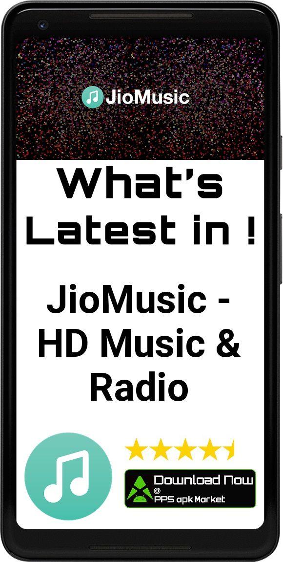 JioMusic - HD Music & Radio App - Free Offline Download