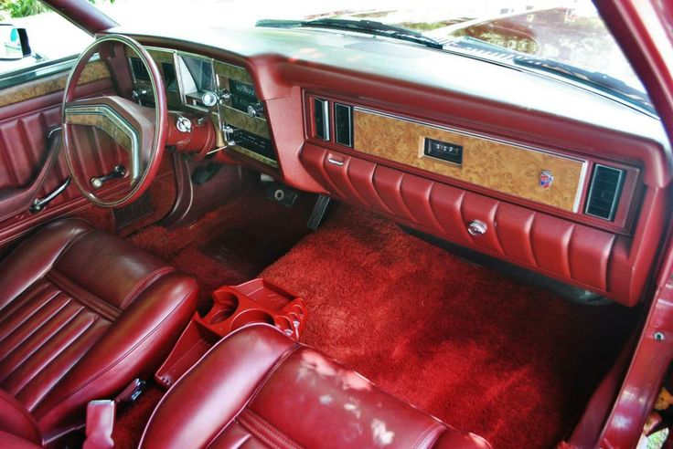 1975 Ford Granada Quot Ghia Quot Trimmed Model 302 V 8 Quot When
